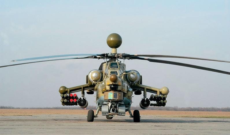 Ми-28Н «Ночной охотник»