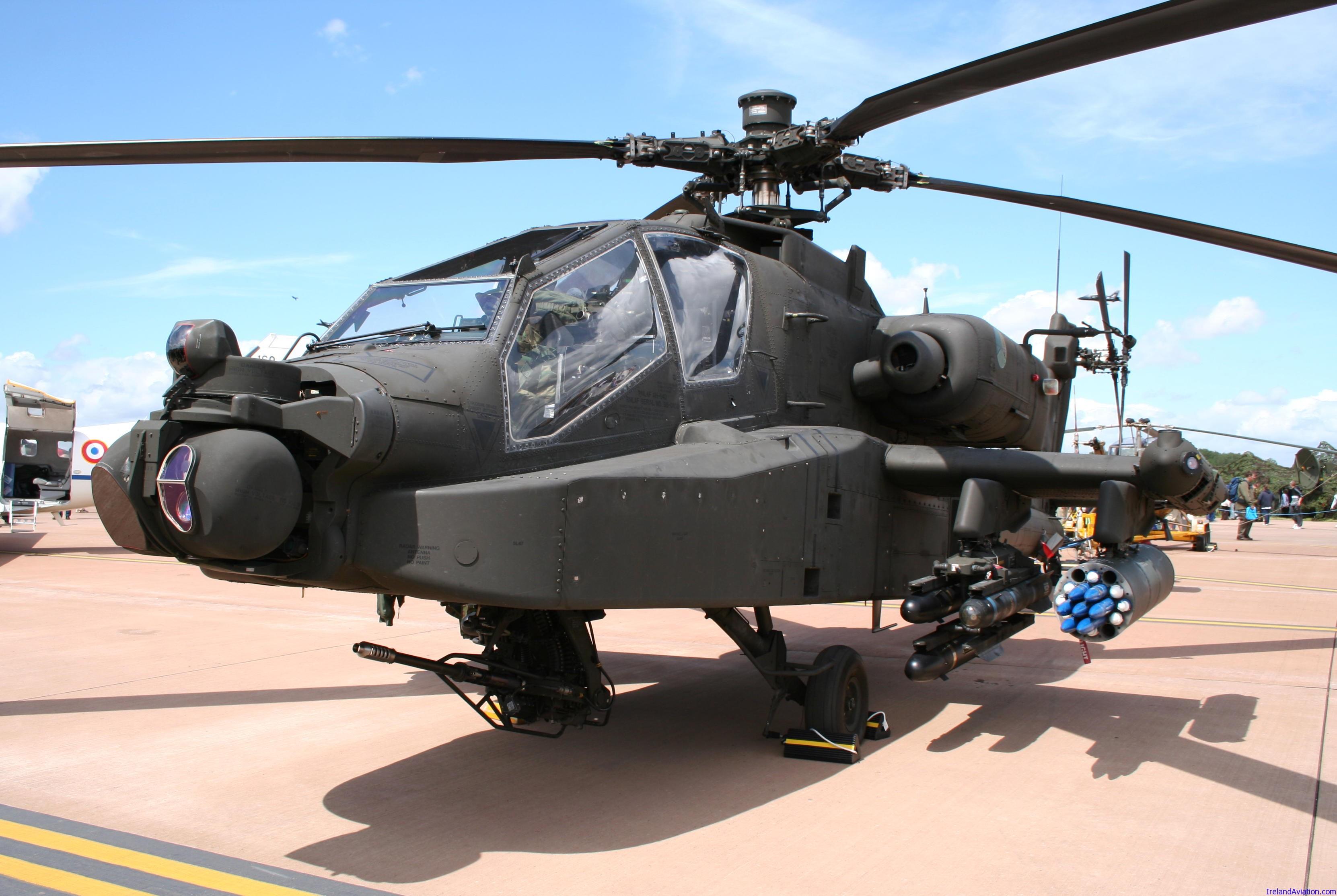Боинг Ah-64D «Апач Лонгбоу»