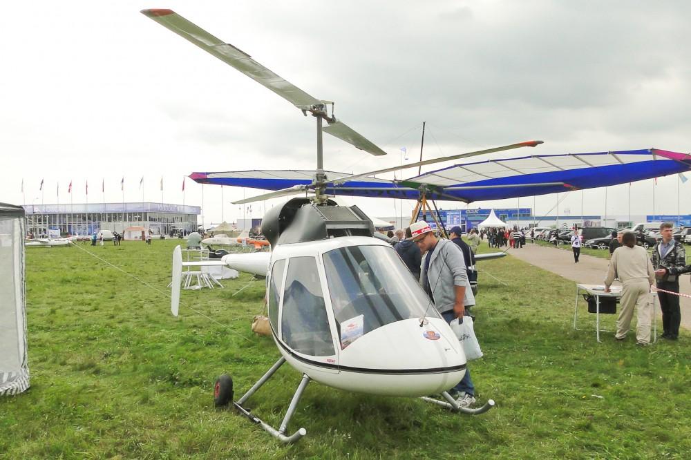 Вертолет «Беркут-ВЛ»