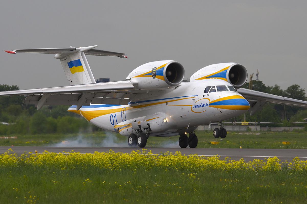 Ан-74TK