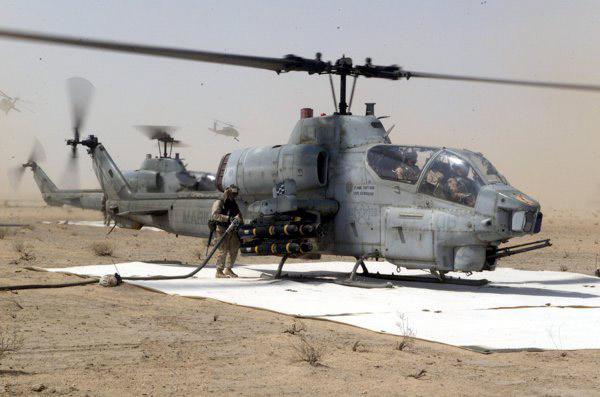 Белл 209 AH-1W