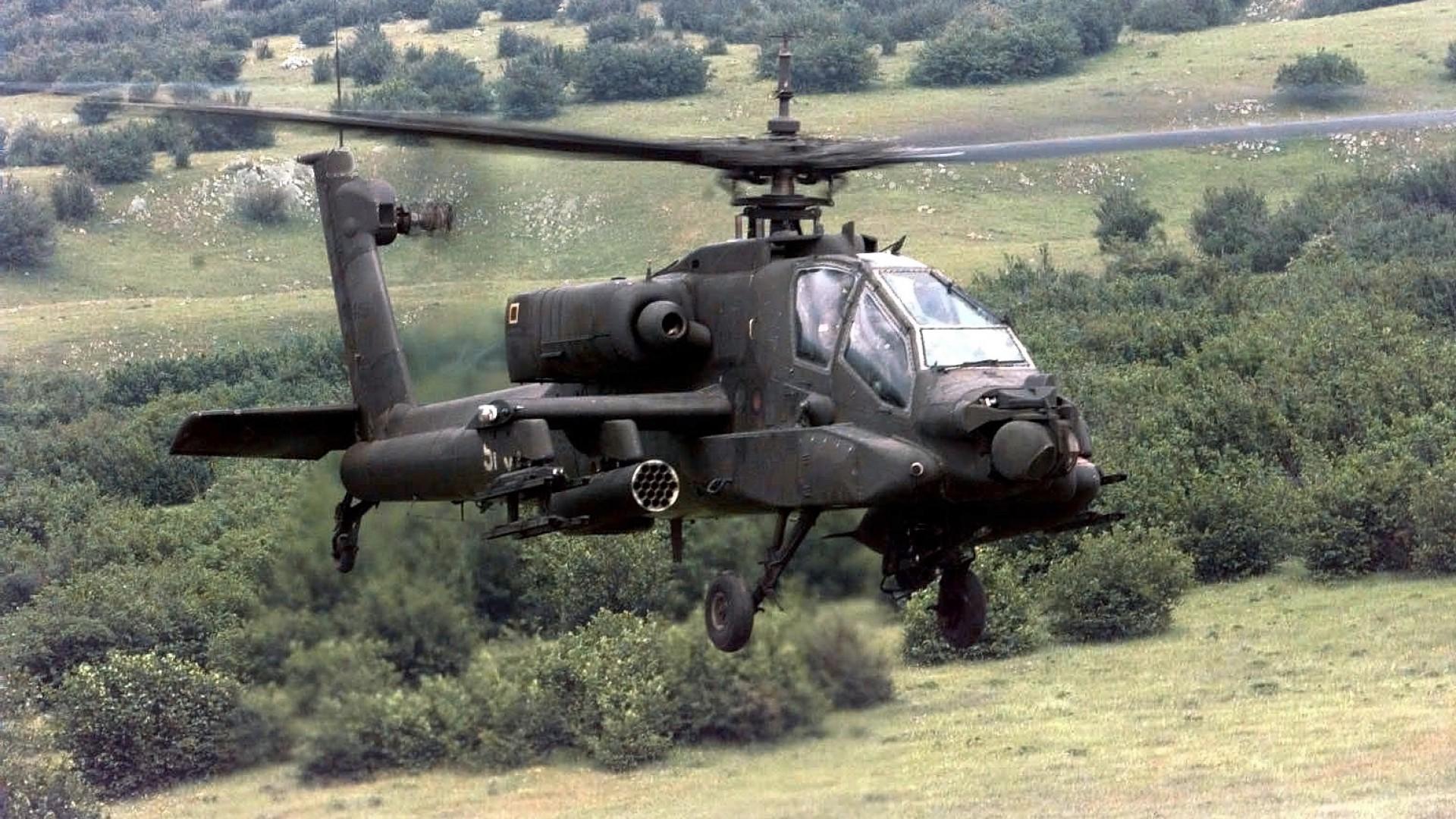 AH-64E «Апачи»