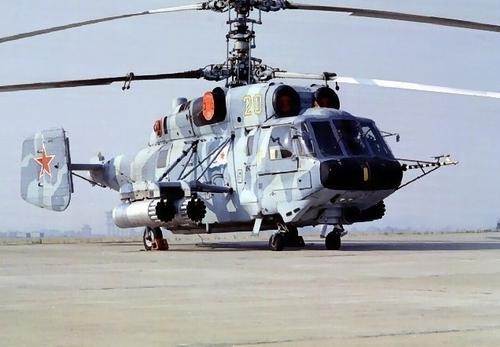 Вертолёты Ка