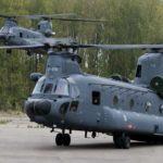 Boeing CH-47 Chinook. Харон войны